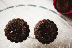 Volcano muffins